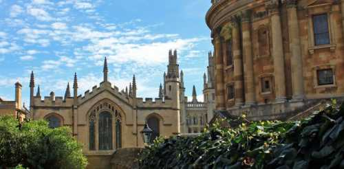 Oxford-Weidenfeld and Hoffmann Scholarships and Leadership Programme