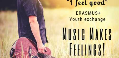 Youth Exchange: Music Makes Feelings