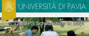 Scholarships to Italy for Academics and Researchers from Developing Countries