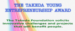 Takeda Young Award for Technology and Social Leadership