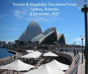 Tourism and Hospitality Educators Forum 2017