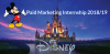 Marketing Internship at The Walt Disney