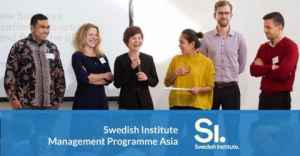 Swedish Institute Management Programme Asia 2018