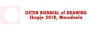 The OSTEN Biennial of Drawing Skopje Competition