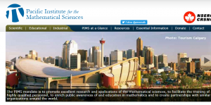 Pacific Institute for the Mathematical Sciences Postdoctoral
