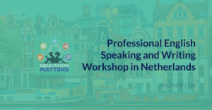 Professional English Speaking and Writing Workshop in Netherlands