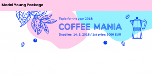 Model Young Package Coffee Mania Competition 2018