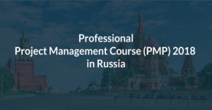 Project Management Course (PMP) 2018 in Russia