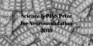 Science & PINS Prize for Neuromodulation 2018 for Junior Investigator