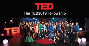 The TED2019 Fellowship