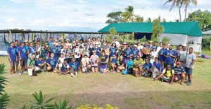 Southern Hemisphere Medical Camp 2018 in Fiji