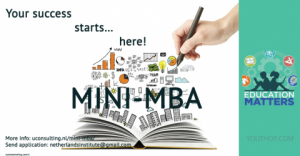 The Netherlands Education Group propose MBA 2019 aux Pays-Bas