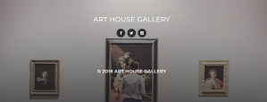 call for artists, online art competition organised by Art House Gallery.