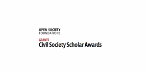 Civil Society Scholar Awards – Grants for socially-engaged research