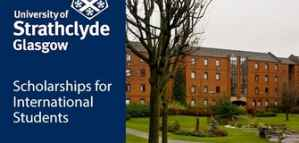Bachelor's degree for Egyptians in Britain at Strathclyde Glasgow University (partially funded)