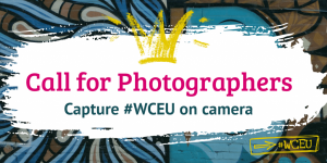 Call for Photographers – WordCamp Europe 2019