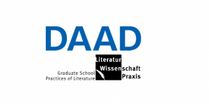 DAAD Scholarship (2019-2023) at the Graduate School Practices of Literature