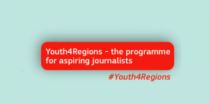 Youth4Regions – the programme for aspiring journalists
