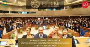 Future Leader Congress 2019 at UN, Thailand