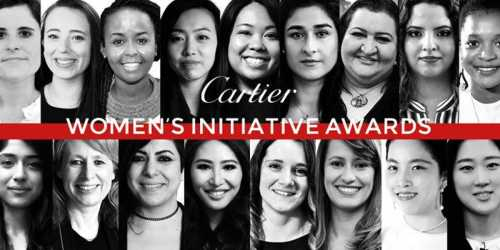 Cartier Women's Initiative Award