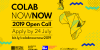 British Council ColabNowNow 2019 for Young Digital Creatives