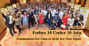 Forbes 30 Under 30 Asia List: Nominations For Class of 2020 Are Now Open!