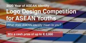2020 Year of ASEAN Identity Logo Design Competition for Youths