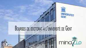 Phd Scholarships at the University of Ghent in Belgium fully funded: