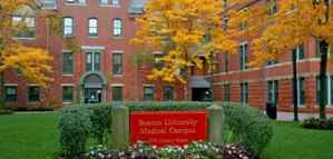 Bachelor Scholarship of up to 25000 from Boston University
