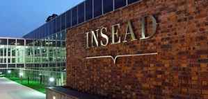 Eric Sasson Partial MBA Scholarship at INSEAD 2020