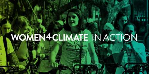 The 2nd C40 Women4Climate Tech Challenge 2020