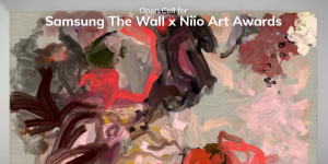 Open Call for Samsung The Wall x Niio Art Awards