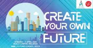 Asia Pacific Future Leader Conference 2020 in Malaysia