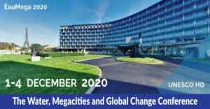 Call for Papers: The Water, Megacities and Global Change Conference 2020 in France