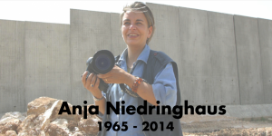 The Anja Niedringhaus Courage in Photojournalism Award
