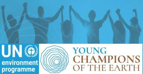 UN Young Champions of the Earth 2020 (Receive US 15,000 in Seed Funding)
