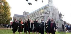 Master's Scholarships in Reconciliation and Peacebuilding from Winchester University in England