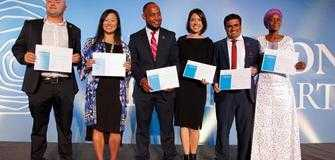 A Cash Prize Valued US15,000 at the Young Champions of the Earth 2020