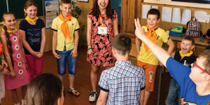 GoCamp – ONLINE Foreign Language Camps for Schoolchildren