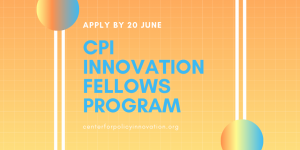 Center for Policy Innovation Fellows Program