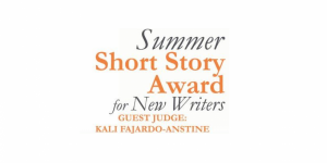 The Summer Short Story Award for New Writers
