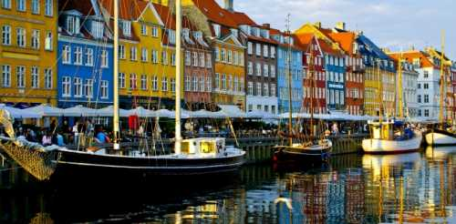 Enrollment as a Ph.D. student in Denmark