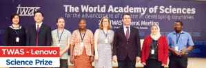 TWAS-Lenovo Science Prize for Outstanding Achievements in Chemical Sciences