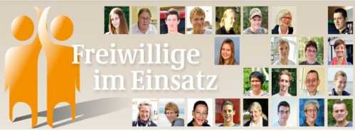 Opportunity to volunteer in an institution in Germany