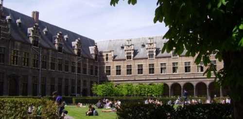 Bourse D étude En Doctorat En Belgique Mina7 Net