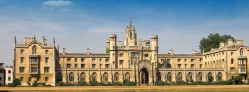 PhD Scholarship at the University of Cambridge in the UK