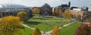 Bachelor Scholarship from Syracuse University in the United States