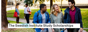 The Swedish Institute Master's Scholarships