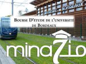 Research grants for international students in University of Bordeaux.