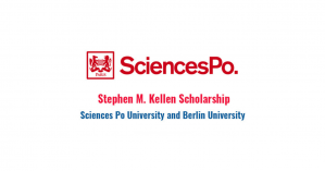 Bourse d'études à Sciences Po France et à la Freie Universität Berlin « co-diplomation » 2019-2020